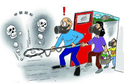 室内空气污染成健康元凶,法律规范依旧匮乏